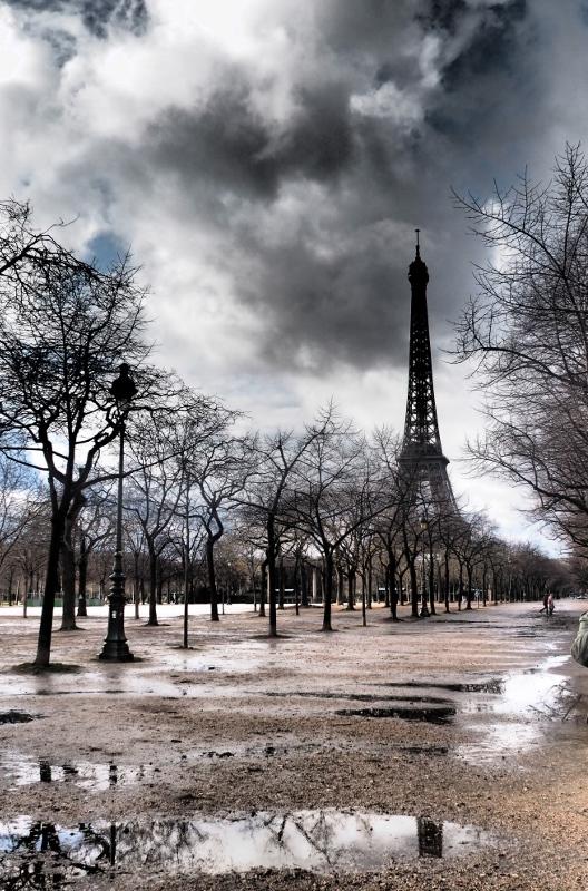 Tour Eiffel 2015